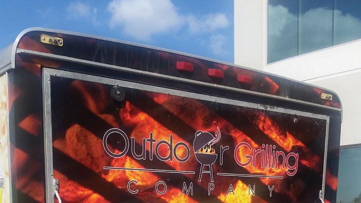 our bbq catering team outdoor grilling company bbq